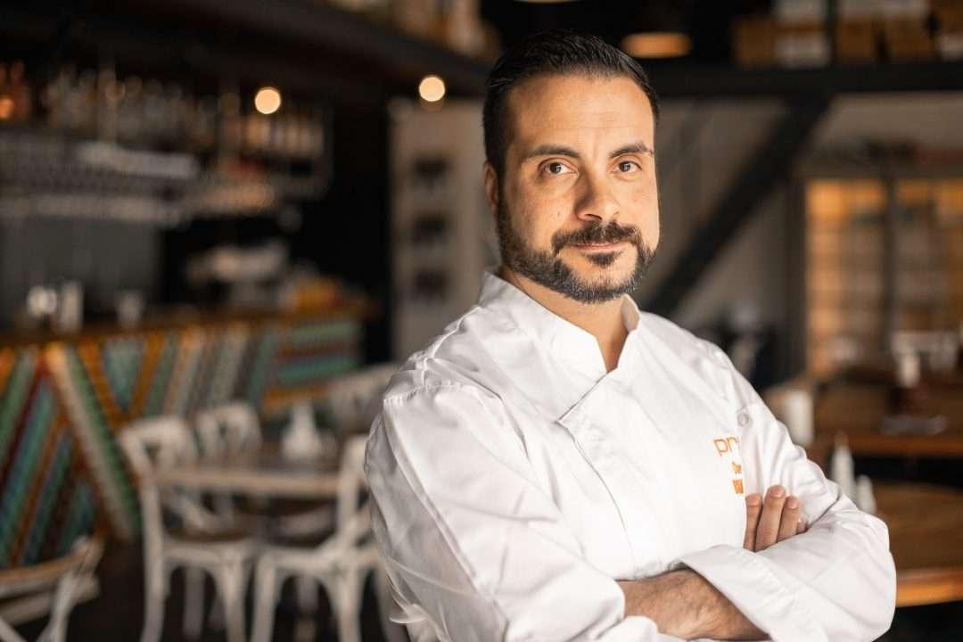David Diaz Brand Chef Primi