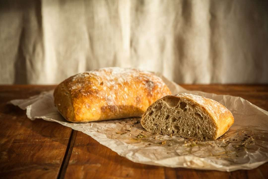 recept na domáci chlieb